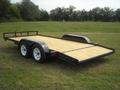 16 x 83 Standard Car Hauler with Dovetail