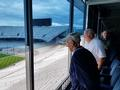 View from the Franco Harris Suite at Beaver Stadium