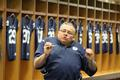 Retired Penn State Equipment Manager Spider Caldwell