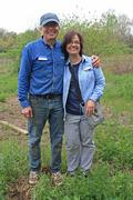 Master Gardeners Doug and Pam Ford