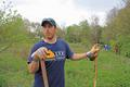 Arborist Lance King