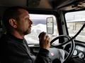 Road Worker Donnie Tressler