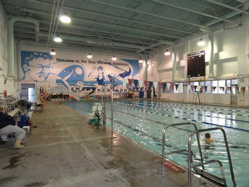 Aquatic Amp Fitness Center Pool Reopens