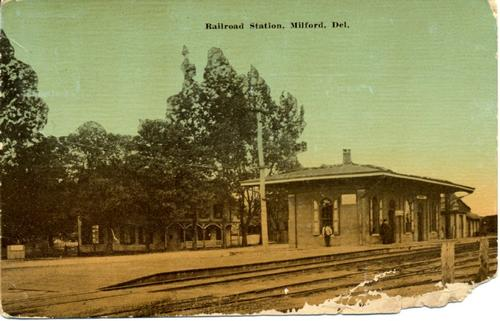 Railraod Station