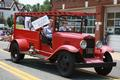 The late Miss Ellen Combs-Davis would have loved to see her firetruck in the 150th parade!