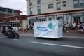 Johnson Controls, in Middletown for 50 years this year, manufactured a special parade battery just for the 150th