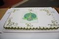 Bing's Bakery supplied a 150th cake! Thanks, Bings!