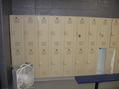 Boys & Girls Club Plastic Lockers