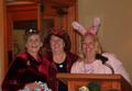 Birthday Luncheon, Hat Contest & Fashion Show