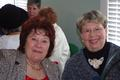 Mary Spicer and Barbara Blades 2010