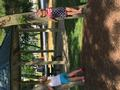 Tree Huggers in John West Park