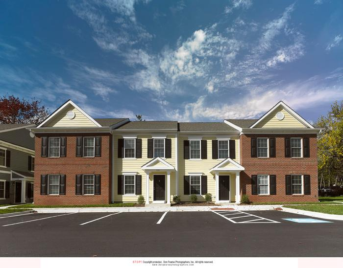 Calvert Heights Townhouse Apartments - Chestertown, Maryland