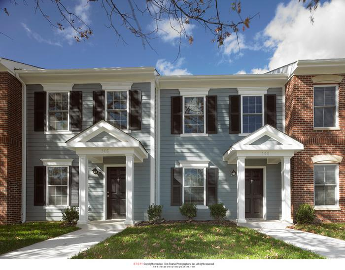 Calvert Heights Townhouse Apartments Chestertown Maryland