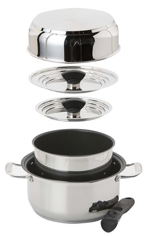 Galleyware Nesting Cookware