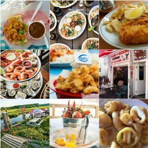 America's Best Seafood Dives