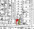 RAUBACHER 27 WEST LOOCKERMAN ST PROPERTY TAX MAP