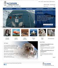 ILC Dover Home Page