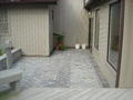 Rear Patio-After