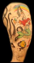 THE LITTLE MERMAID 2ND SESSION