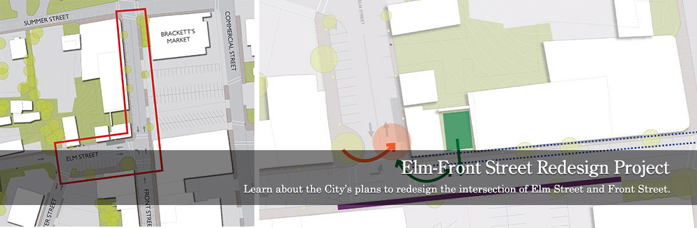 Elm-Front street Redesign Project