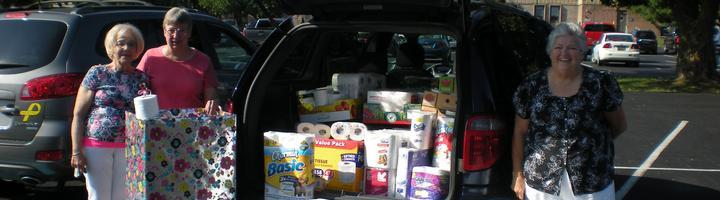 Faith Community Church Donation