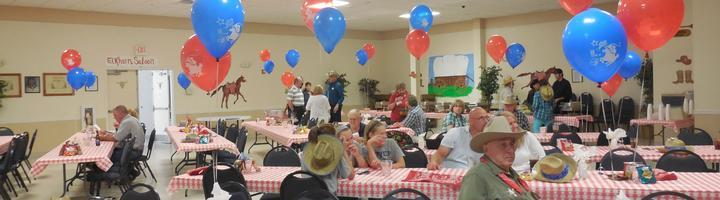 Dover Elks Club Wild West Fundraiser