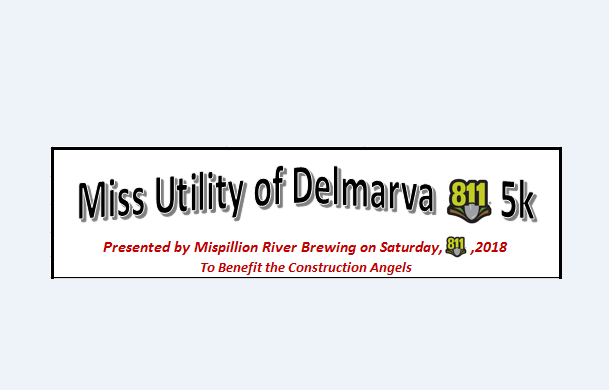Miss Utility of Delmarva 811 5k - CLICK FOR INFO