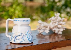 Non-Skid Ceramic Mugs Image