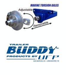 UFP-TRAILER BUDDY TORSION AXLES Image