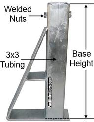WINCH POST BASES Image