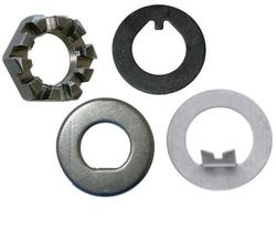 AXLE SPINDLE NUTS, WASHERS & COTTER PINS Image