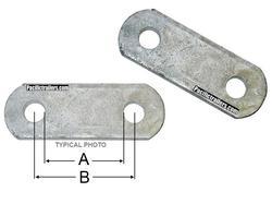 GALVANIZED U-BOLT FRAME STRAPS Image