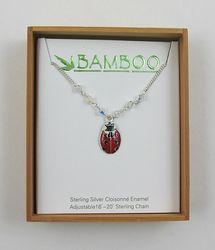 Ladybug Necklaces Image