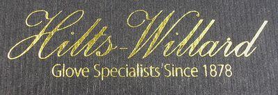 Hilts-Willard - Glove Specialists Since 1878 Image
