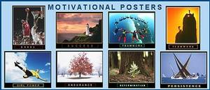 Large 22x28 Framed & Unframed Motivational Art Poster Pictures Image