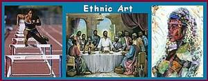 Black Art & Diversity Posters Image
