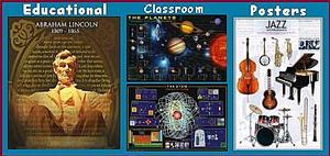 Discount Educational School Classroom Pictures & Posters Image