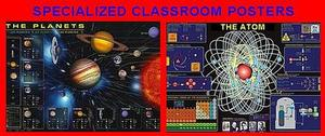Best Buy Discount Framed Educational Specialized Classroom Posters ...