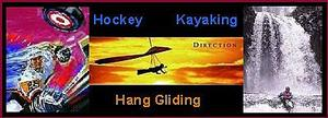 Gymnastics, Hang Gliding, Hockey & Kayaking Pictures Image