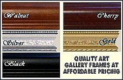 P2 Designer Wood Picture Frames Image