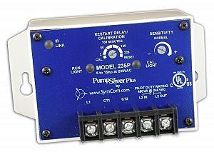 SymCom 235P PumpSaver Plus 230VAC (5-15HP) Image