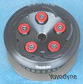 GSXR 1000 01-04 Slipper clutch for Suzuki