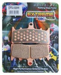 EBC Extreme Performance Brake Pads - Kawasaki ZX6RR (2003-2006)