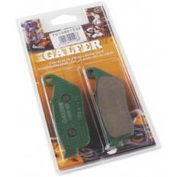 Galfer 1375 Compound Racing Brake Pads - Kawasaki ZX6RR (2003-2004)