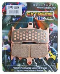 EBC Extreme Performance Brake Pads - Yamaha R6 (2005-2007)