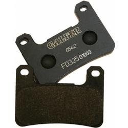 Galfer G1003 Carbon Graphite Race Compound Brake Pads - Yamaha R6 (1999-2008)