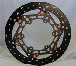 BrakeTech Axis/Iron Performance Rotors- Honda CBR600RR (2003-2008)