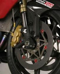 BrakeTech CMC Ceramic Rotors- Kawasaki ZX10R (2004-2007)