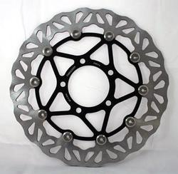 Carrozzeria Works Front Rotors - Yamaha R1 (2004-2007)