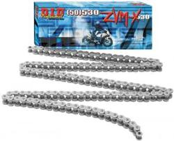 DID ZVM-X 520 Super Street Chain - Nickel